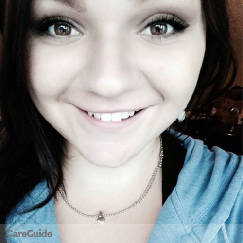 Canadian Nanny Provider Ivy deBlois's Profile Picture