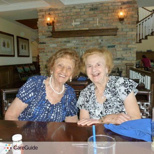 Elder Care Job Suzanne DeSantis's Profile Picture
