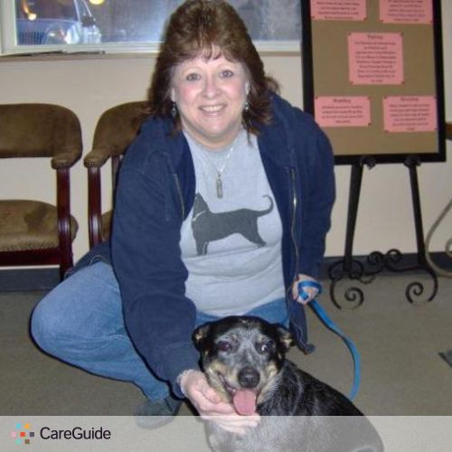 Pet Care Provider Susan Roarabaugh's Profile Picture