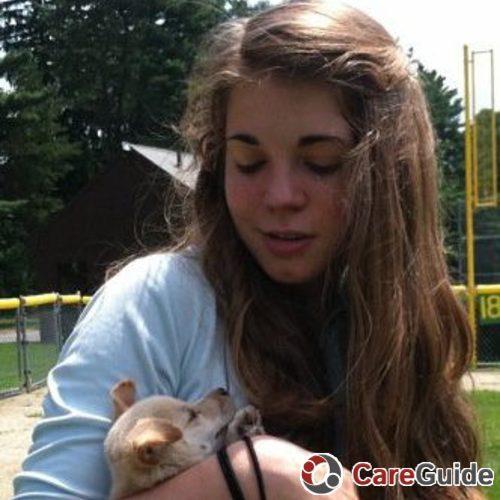 Child Care Provider Rachel Landis's Profile Picture