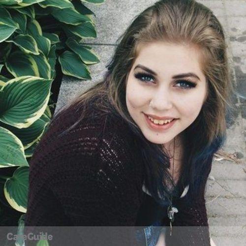 Canadian Nanny Provider Cailin Ferguson's Profile Picture