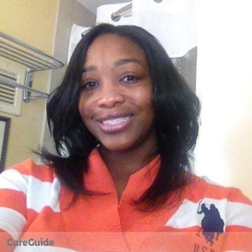 Child Care Provider D'Shante L's Profile Picture