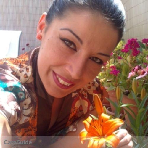 Canadian Nanny Provider Marta Murillo Jaén's Profile Picture