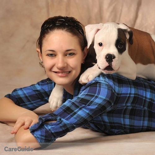 Pet Care Provider Khrystyn A's Profile Picture
