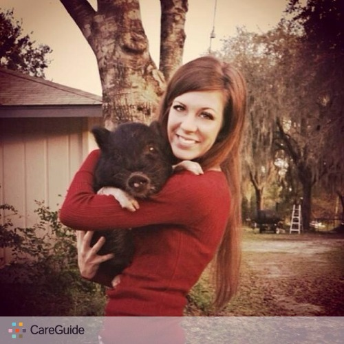 Pet Care Provider Cheyenne Williams's Profile Picture