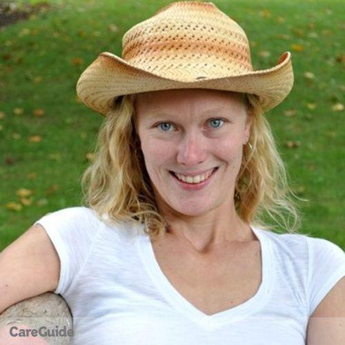 Canadian Nanny Provider Amanda R's Profile Picture