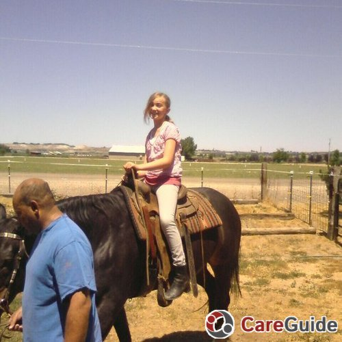 Child Care Provider Shelby M's Profile Picture