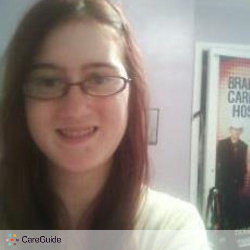 Child Care Provider Amanda N's Profile Picture
