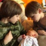 Occasional Milton Babysitter for 3 kids