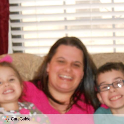Child Care Provider Megan Bryans's Profile Picture