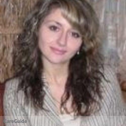 Canadian Nanny Provider Alyona Lagan's Profile Picture