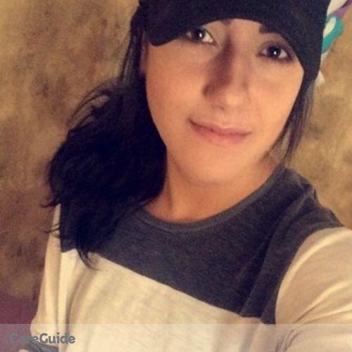 Canadian Nanny Provider Amy K's Profile Picture