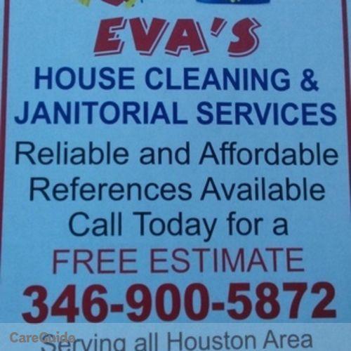 Housekeeper Provider Eva Aranda's Profile Picture
