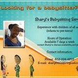 Babysitter, Nanny in Orange