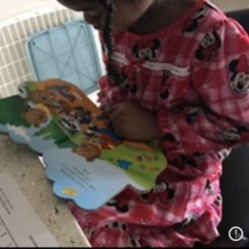 Child Care Provider Dyneeca Adams's Profile Picture