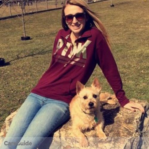 Pet Care Provider Amber Middleton's Profile Picture