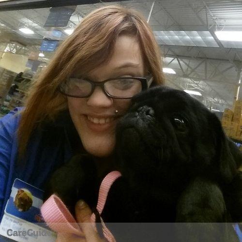 Pet Care Provider Samantha D's Profile Picture
