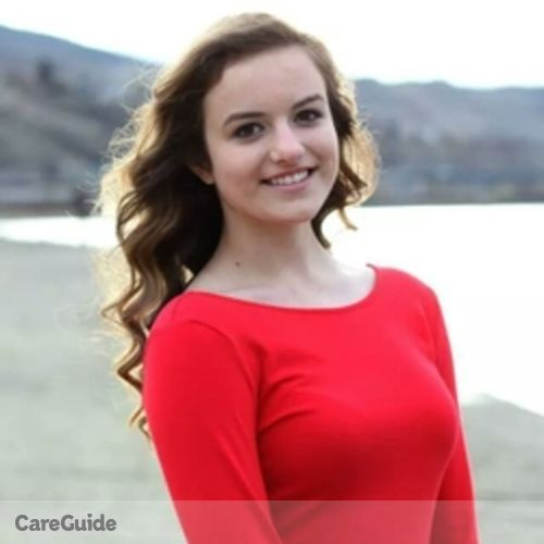 Canadian Nanny Provider Natasha T's Profile Picture