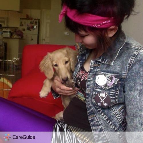 Pet Care Provider Silvi H's Profile Picture