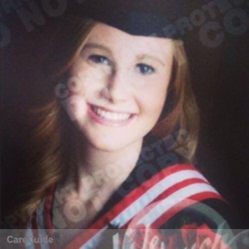 Canadian Nanny Provider Emma Rosenberg's Profile Picture