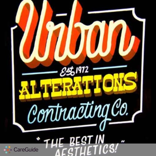 Painter Provider Urban Alterations's Profile Picture