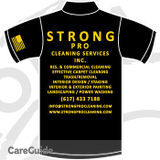 Strong Professional Cleaning Services Inc