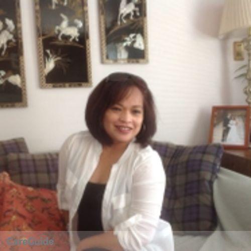 Canadian Nanny Provider Flora Peligro's Profile Picture