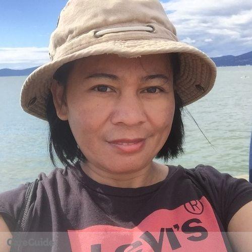 Canadian Nanny Provider Lina Estepa's Profile Picture