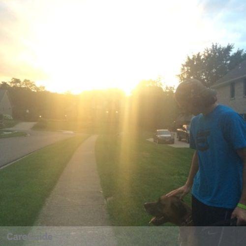 Pet Care Provider Logan T's Profile Picture