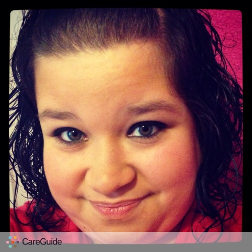 Child Care Job Paige Couick's Profile Picture