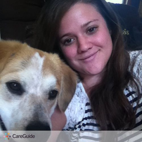 Pet Care Provider Erin Parrish's Profile Picture