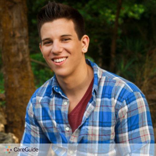 Pet Care Provider Logan Larson's Profile Picture