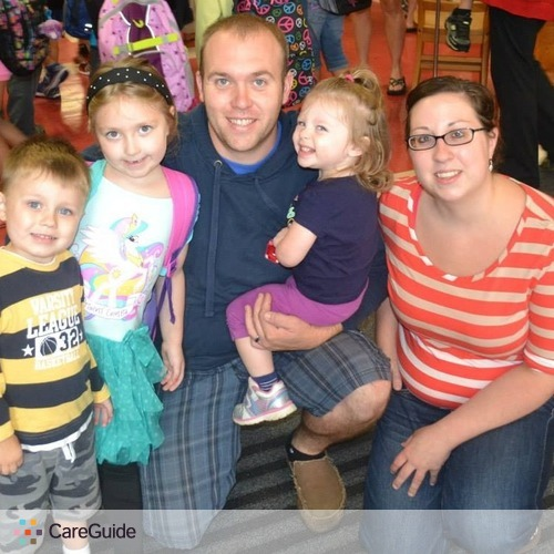 Child Care Job Heather P's Profile Picture