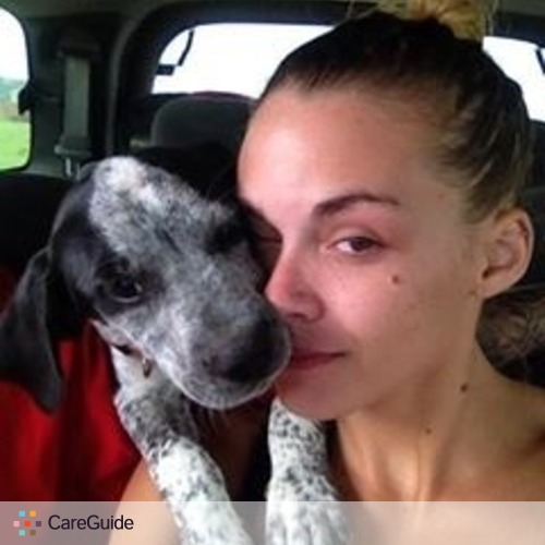 Pet Care Provider Ashley C's Profile Picture