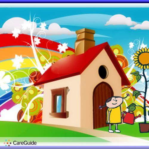 Child Care Provider Esmeralda R's Profile Picture