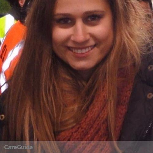 Canadian Nanny Provider Ariana Santiago's Profile Picture