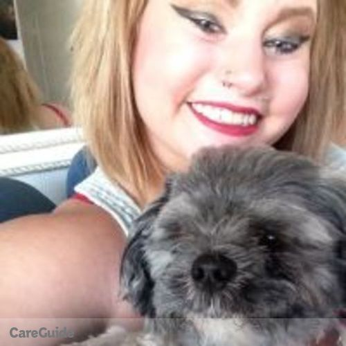 Pet Care Provider Meagan Mcgowan's Profile Picture