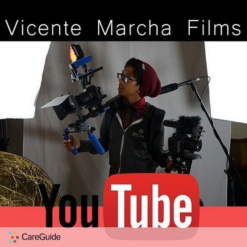 Videographer Provider Vicente Marcha's Profile Picture