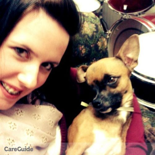 Pet Care Provider Kristine Campbell's Profile Picture