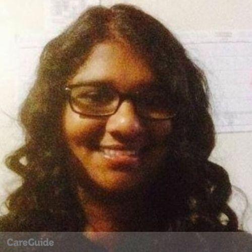 Child Care Provider Caroline Marianayagam's Profile Picture