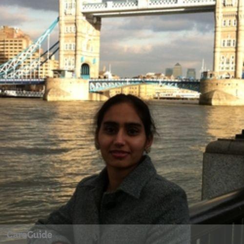 Canadian Nanny Provider Rajwinder Kaur Brar's Profile Picture