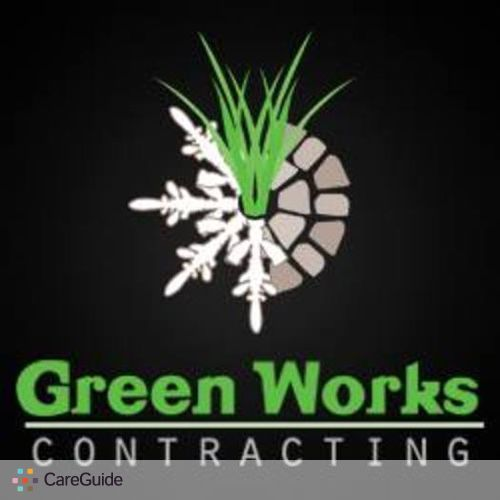 Landscaper Job Green Works Contracting's Profile Picture