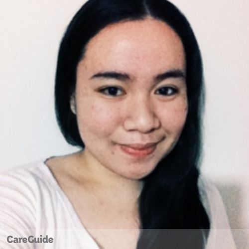 Canadian Nanny Provider Rumina Bianca Ramos's Profile Picture