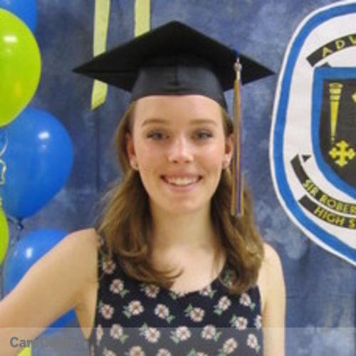 Canadian Nanny Provider Sierra Erbach's Profile Picture