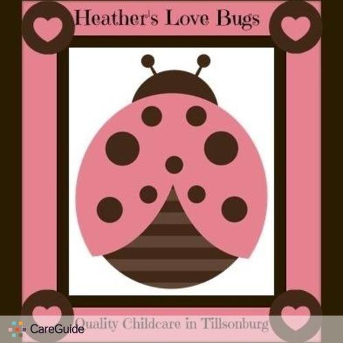 Child Care Provider Heather 's Profile Picture