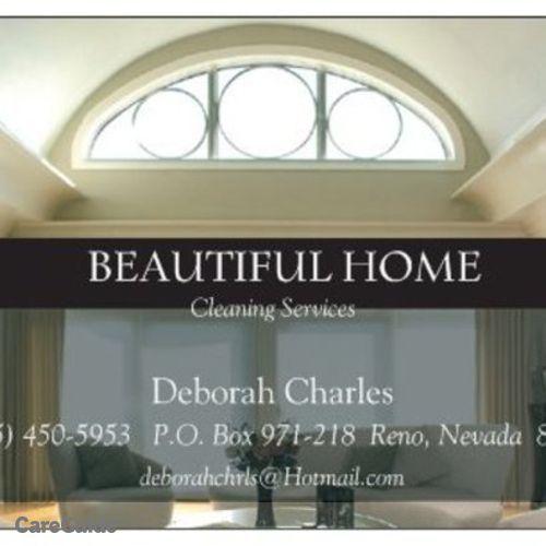 Housekeeper Provider Deborah Charles's Profile Picture