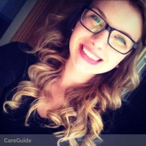 Canadian Nanny Provider Erin B's Profile Picture