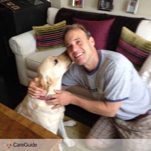Pet Care Provider Capp Rob's Profile Picture