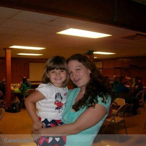 Child Care Job Stacey Prebish's Profile Picture