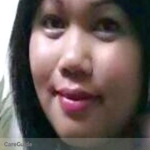 Canadian Nanny Provider Leni Mangoma's Profile Picture
